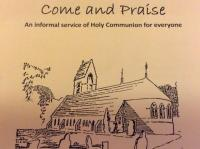 Come and Praise   An informal service of Holy Communion - click for full size image