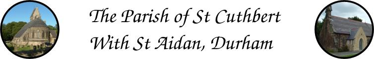 The Parish of St Cuthbert with St Aidan, Durham